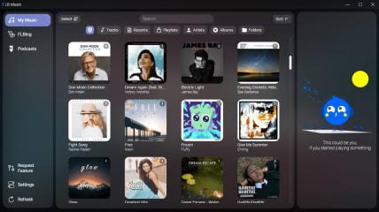 FLB Music screenshot