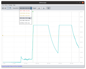 Girinoscope screenshot
