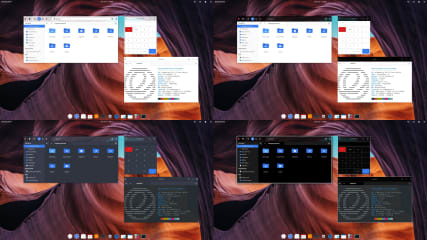 Flat Remix GTK screenshot
