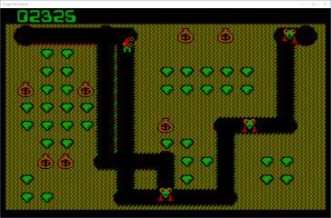 Digger Classic screenshot