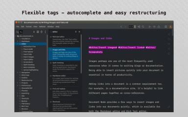 Document Node screenshot