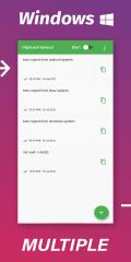 Clipboard Synced screenshot