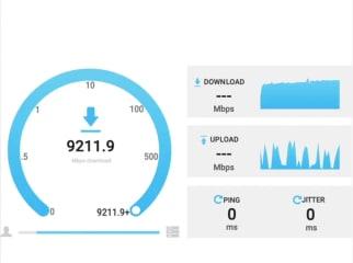 OpenSpeedTest-Server screenshot