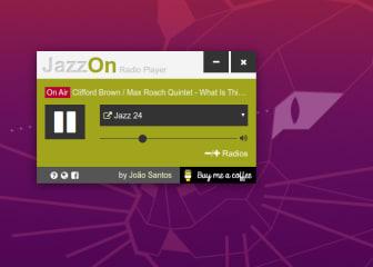 JazzOn screenshot