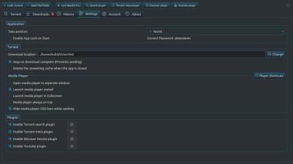 Orion - Torrent Client & Streamer screenshot