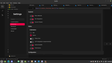 Suside screenshot