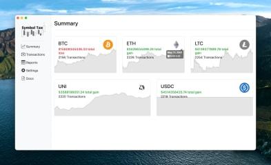 symbol-tax screenshot