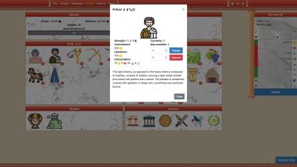 Ellas War screenshot
