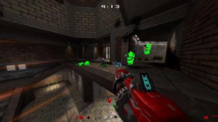 rexuiz screenshot
