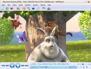 SMPlayer screenshot