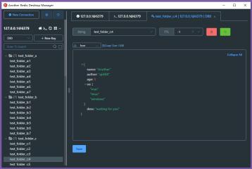 Another Redis Desktop Manager screenshot