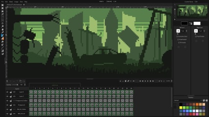 Pixelorama screenshot
