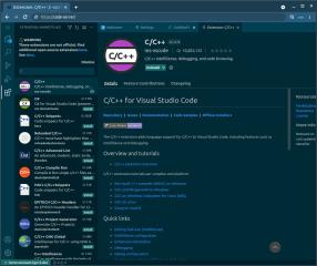 code-server screenshot