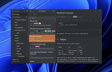 inkdrop screenshot