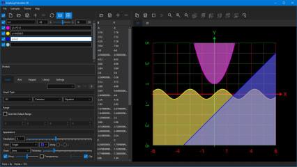 Graphing Calculator 3D screenshot