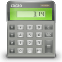 Icon for GNOME Calculator