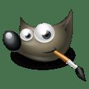 Icon for GNU Image Manipulation Program