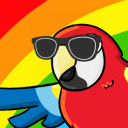 Icon for terminal-parrot