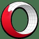 Icon for Opera beta