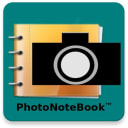 Icon for PhotoNoteBook™
