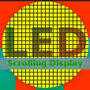 Icon for led-scrolling-display