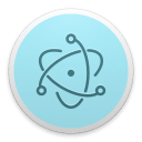 Icon for electron-updater-example