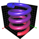 Icon for Graphing Calculator 3D