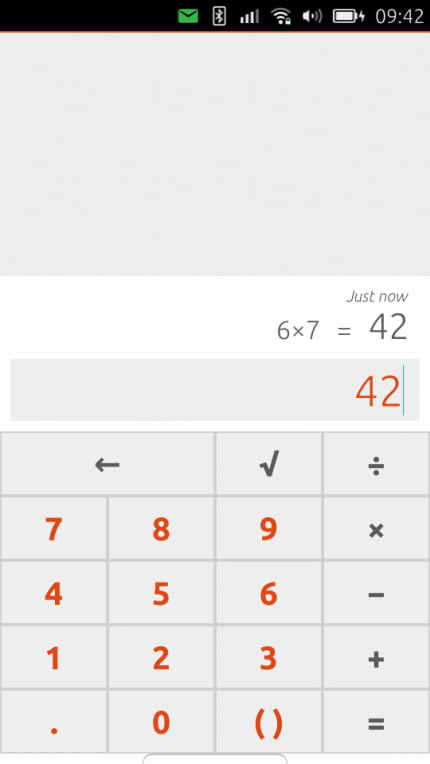 Install Calculator (Unity 7) for Linux using the Snap Store | Snapcraft