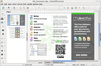 Install LibreOffice for Linux using the Snap Store | Snapcraft