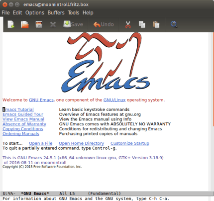 Install emacs-tealeg for Linux using the Snap Store | Snapcraft