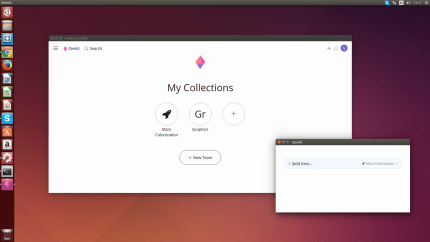 Install Zenkit for Linux using the Snap Store | Snapcraft