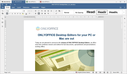 Install ONLYOFFICE Desktop Editors for Linux using the Snap