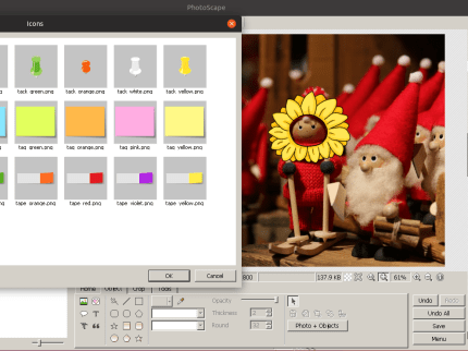 Install PhotoScape for Linux using the Snap Store | Snapcraft