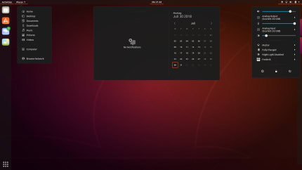 Install communitheme on openSUSE using the Snap Store