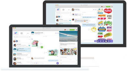 Install viber-unofficial for Linux using the Snap Store