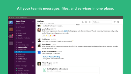 Install Slack for Linux using the Snap Store | Snapcraft