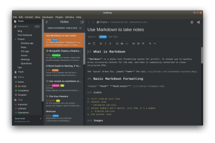 Install Inkdrop for Linux using the Snap Store   Snapcraft