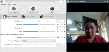 Install GTK+ UVC Viewer (UNOFFICIAL) on CentOS using the Snap Store