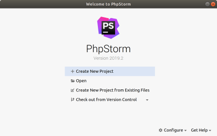 Install PhpStorm on elementary OS using the Snap Store