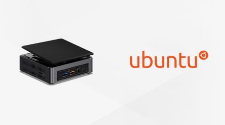 intel nuc ubuntu 16.04