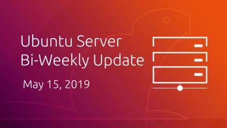 Bi-weekly Ubuntu Server Update