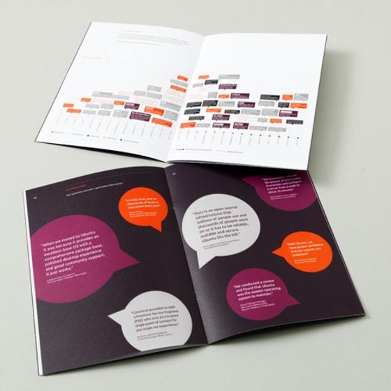 Ubuntu Server brochure