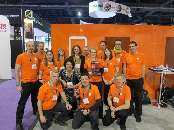 The CES Ubuntu team
