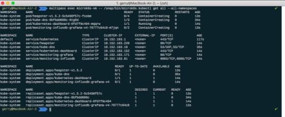 Kubernetes on Mac: how to set up | Ubuntu blog