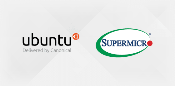 Canonical and Supermicro collaborate to advance enterprises
