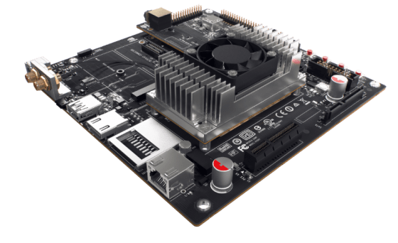 Porting Ubuntu Core 18 on Nvidia Jetson TX1