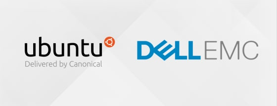Canonical and Dell EMC provide certified, production-ready