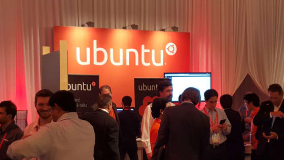 OpenStack Summit Tokyo 2015 Canonical Booth800