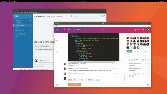 Gitter And Mattermost Two Desktop Apps For Your Future Chat