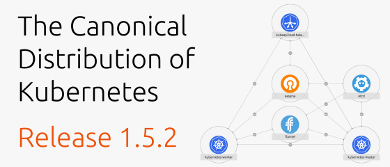 Canonical Distribution of Kubernetes – Release 1 5 2